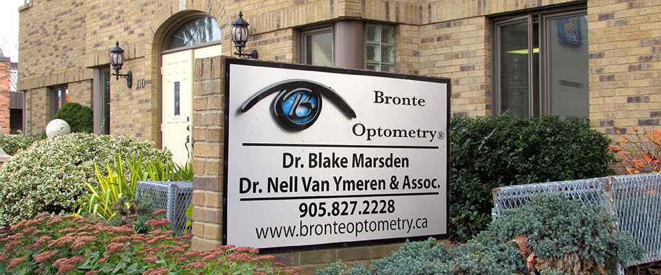 Office Bronte Optometry
